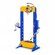 Prensa hidroneumática de taller - 50 t de presión