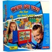 Детска занимателна игра - Познай къде съм, 502111067