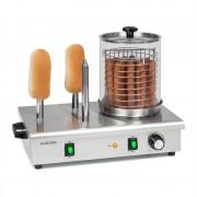 Klarstein Wurstfabrik 600, уред за хотдог, 600 W, 5 l, 30 - 100 ° C, стъкло, неръждаема стомана (TK56-Wurstfabrik-600)