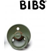 Bibs fopspenen (3 stuks) hunter green speen. T1 spenen tutje tutjes