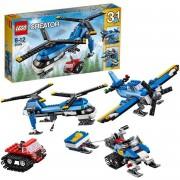 31049 Lego Creator Dubbel-rotor Helicopter