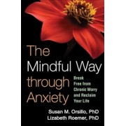 The Mindful Way Through Anxiety: Break Free from Chronic Worry and Reclaim Your Life, Paperback