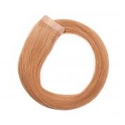 Rapunzel® Extensions Naturali Quick & Easy Original Liscio 7.4 Medium Golden Blonde 50 cm