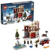 LEGO Creator Expert 10263 Vatrogasna stanica u zimskom selu