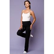 Fitness spodnie dresowe (czarny)