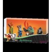 Set Zootropolis-4 Figurine