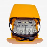 Amplificador para TDT Televes 561701 con filtro LTE.