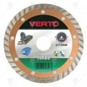 Диск диамантен Turbo ф125мм - Topex