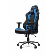 AKRacing Nitro Gaming Chair Blue Геймърски стол