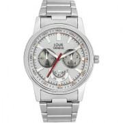 Louis Geneve Stylish Waterproof Analog Brown Men'S/Boy'S Watch LG-MW-SS-WHITE-037