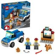 LEGO City Police 60241 Kutyás rendőri egység