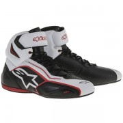 Alpinestars Faster 2 Black White