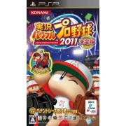 Konami Jikkyou Powerful Pro Yakyuu 2011 Ketteiban [Japan Import]