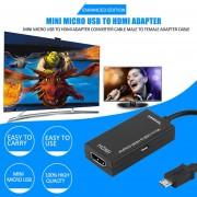 MHL Micro USB Giratorio Terminal HDMI De La Madre