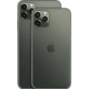 Apple iPhone 11 Pro Max 256 GB Midnight Green - Smartphone - dual-SIM - 4G Gigabit Class LTE - 256 GB - GSM - 6.5