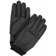 Barbour Handschuhe Schwarz - Schwarz Größe M