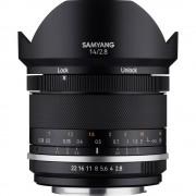 Samyang 14mm Obiectiv Foto DSLR F2.8 MF Mk2 Montura Canon EF