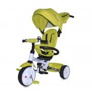 Tricicleta Matrix Eva Light Green Lorelli