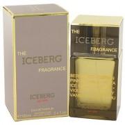 The Iceberg Fragrance Perfume by Iceberg for Women. Eau De Parfum Spray 3.4 oz / 100 Ml
