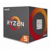 Procesador Ryzen 5 1600 6c/12t 19mb 3.2/3.6ghz