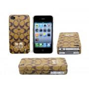 iPhone 4 serie Coach (Gul)