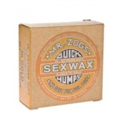 Sex Wax Quick Humps yellow Extreme Soft
