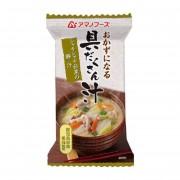 【セール実施中】アマノフーズ AMANO FOODS おかずになる具だくさん汁 シャキシャキ白菜の豚汁 DF-0100 食品