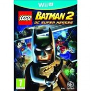 LEGO Batman 2 DC Super Heroes Nintendo Wii U