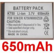 Batterie Li-Ion Pour Sony Ericsson W550i (Batteries)