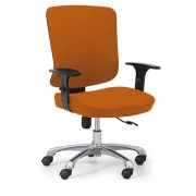B2B Partner Bürostuhl hilsch, orange