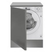 Lavasecadora integrable Teka LSI51480, lavado 8 kg, secado 5 kg, 1400 rpm, A