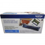 Toner Brother TN-210C Rendimiento Estandar En Color-Cian