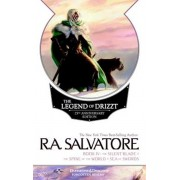 The Legend of Drizzt, Book IV: The Silent Blade/The Spine of the World/The Sea of Swords, Paperback