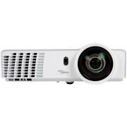 Optoma GT760 Proyector para escritorio 3400lúmenes ANSI DLP WXGA (1280x800) 3D Blanco videoproyector