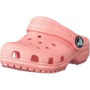 Crocs Classic Clog K Melon, Skor, Sandaler och Tofflor, Foppatofflor, Rosa, Barn, 28