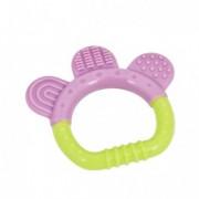 ELFI silikonska glodalica - šapica RK81 LJUBIČASTA