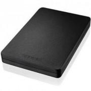 Външен хард диск Toshiba ext. drive 2.5 Canvio ALU 3S 1TB, Черен - HDTH310EK3AA