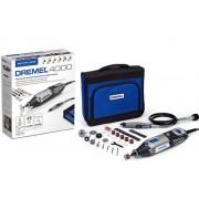 Инструмент мултифункционален DREMEL® 4000 (4000-1/45), 175 W, 230 V, 5.000 - 35.000 min-1, 0,66 kg, F0134000JC, DREMEL