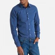 LA REDOUTE COLLECTIONS Bedrucktes Hemd mit langen Ärmeln, Slim-Fit
