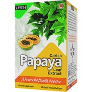 iOTH Carica Papaya Leaf Extract - Liquid Softgels for Better Absorption and Bioavailability All Natural Non-GMO