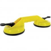 Boja dvostruke usisne čaše: žuta Tragkraft: 60 kg