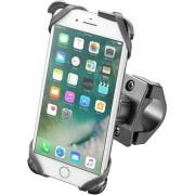 Interphone Moto Crab Iphone 7 Plus Sostenedor del teléfono móvil Negro un tamaño
