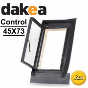 Fereastra luminator Dakea Control 45x73