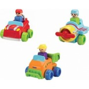 Jucarie Tomy Vehicule push and go diverse modele