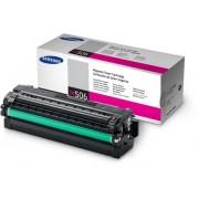 Samsung Tóner Magenta Original SAMSUNG CLT-M506L Magenta Alta Capacidad 3500 páginas compatible con CLP-680/CLX-6260
