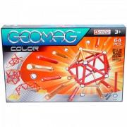 Geomag 64 darabos színes mágneses építőjáték készlet - Geomag építőjátékok