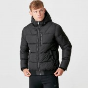 Myprotein Pro-Tech Protect Puffer Jacket - Black - S - Black