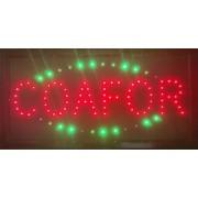 Reclama LED - COAFOR -