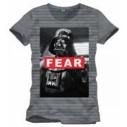 Tricou - Star Wars - Darth Vader Fear