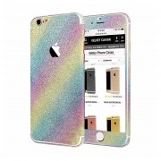 Calca Body IPhone 5 JYX Accesorios Glitter Skin Case - Multicolor